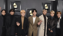 BTS is spearheading the rapid international expansion of the K-pop genre.