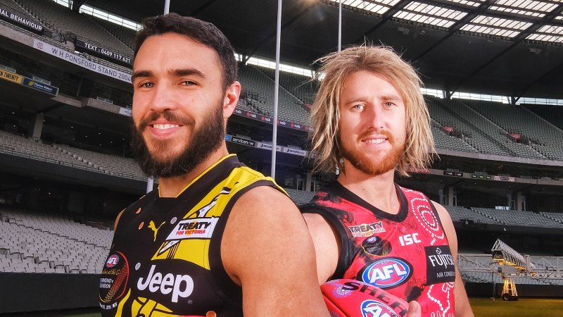 Dreamtime game in the NT? Essendon-Richmond clash in Darwin on the cards
