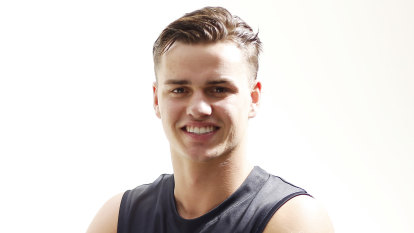 Carlton's forgotten first rounder ready to go
