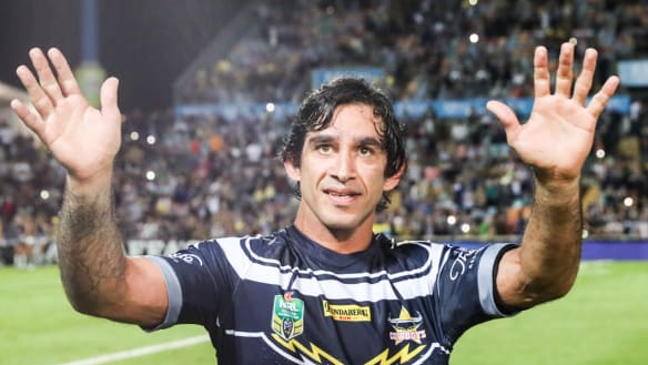 Thurston's real legacy is what he's achieved off the field