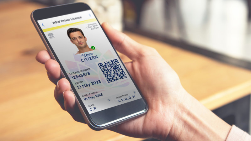 Digital licences now available to Sydney's eastern suburbs residents
