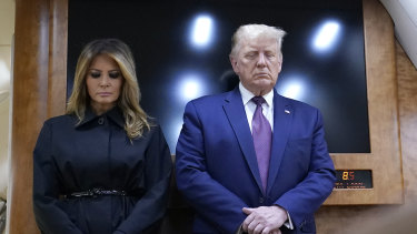President Donald Trump and first lady Melania Trump have both tested positive for COVID-19.
