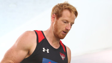 Andrew Phillips will debut for Essendon.