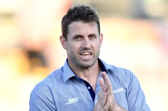 Josh Hannay believes the Sharks will be competitive despite the John Morris dramas.