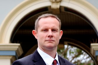 Inner West mayor Darcy Byrne is fighting allegations he breached conflict of interest rules.