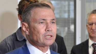WA Health Minister Roger Cook has defended the health departments climate change inquiry.