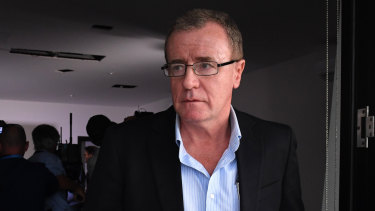 Timely return: New head of football at the NRL Graham Annesley was not a fan of last year's penalty-athon.