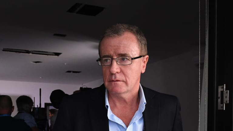 Titans CEO Graham Annesley, the NRL's incoming head of football, is a member of the working group looking into TPAs.