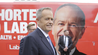 Opposition Leader Bill Shorten is not particularly popular with the general public