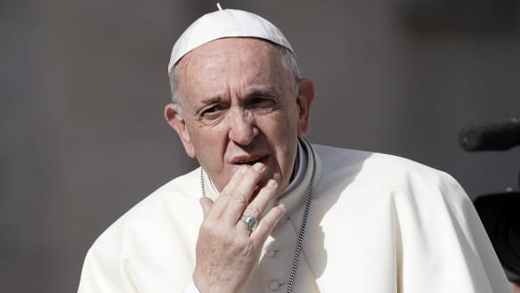'God made you this way': Pope's stunning comments to gay man