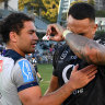 'Good player, better human': Tigers coach says Maumalo's tears a good sign