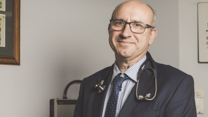 'Incredibly proud': Canberra GP's new role a hard fought political win