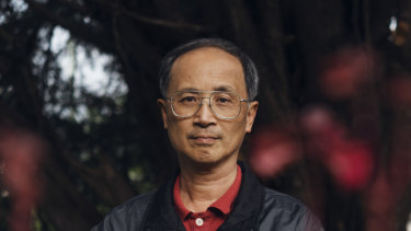 Journalist and language teacher Bin Lin is concerned about Hong Kong's proposed extradition laws.