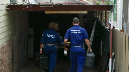 Man arrested after death of elderly woman in Wollongong home