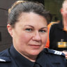 Policewoman pleads guilty to 18-month fraud spree