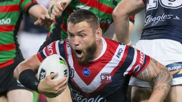 Roosters prop Jared Waerea-Hargreaves has come under the scrutiny of the match review committee.