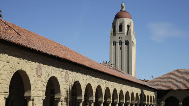 "Stanford University: ""working to better understand the circumstances around"" one of its students linked to the scheme."