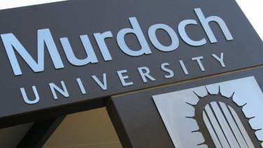 Murdoch University claims international students numbers are down following the academic's claims.