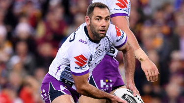 The master: Cameron Smith.