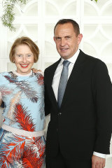 The pair have played big roles in helping promote Sydney racing.
