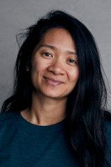 Writer-director Chloe Zhao.