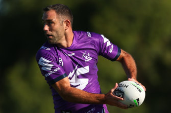 Cameron Smith is already the game's most-capped player but a 20th first grade season would be uncharted territory.