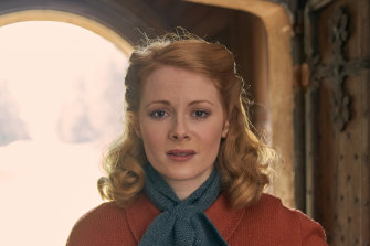 """Emily Beecham plays the """"sensible"""" Fanny in this new adaptation of Nancy Mitford's The Pursuit of Love."""