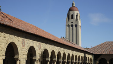 """Stanford University: """"working to better understand the circumstances around"""" one of its students linked to the scheme."""