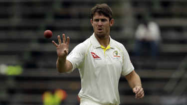 Mitch Marsh will captain Australia A in India.