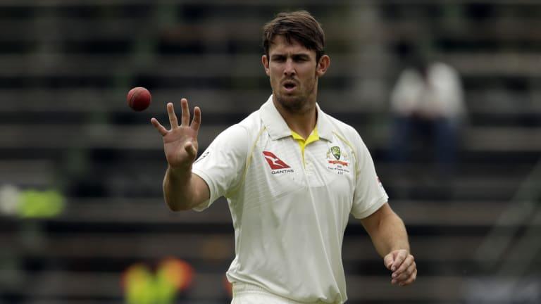 Mitch Marsh will captain Australia A in India.