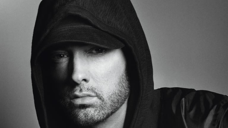 Eminem is returning to Australia.