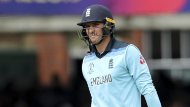 Jason Roy has a chance to show what he can do in the longer form of the game.