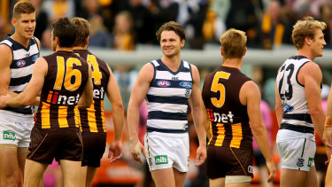 Footy's special days: Easter Monday at the MCG.