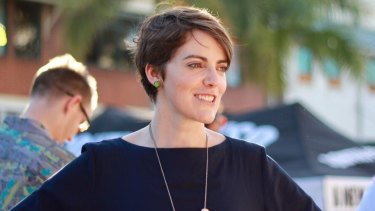 South Brisbane Greens candidate Amy MacMahon said she would introduce a bill to decriminalise abortion if elected.