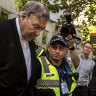 Media companies heading to mediation over Pell contempt charges