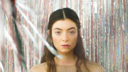 Lorde's new album is beachy, relaxed - and ultimately an anticlimax