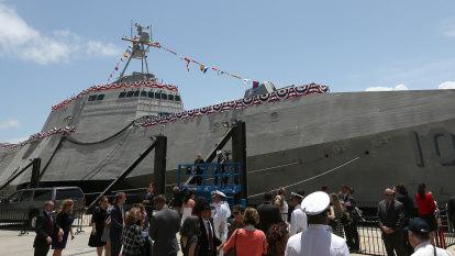 'New normal': Navy shipbuilder Austal delivers record profit