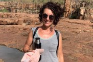 Kerri Sackville didn't think she would learn anything from a trip to the Northern Territory.