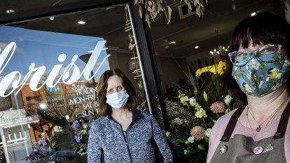 Click, collect: Pandemic accelerates changes to shopping habits