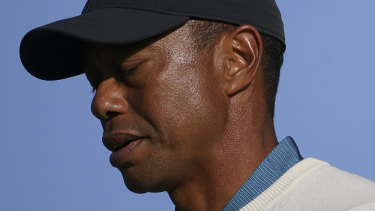 Tiger Woods has a long recovery path ahead of him.