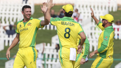 Australia rewrite blueprint to come up with winning Twenty20 formula