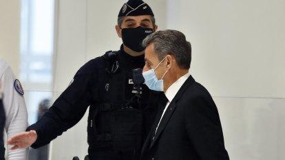 Prosecutors seek jail for ex-French president Nicolas Sarkozy