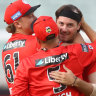 Renegades' upset win sends BBL season down to wire
