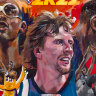 Durant hopes NBA 2K22 cover will expose Kareem Abdul-Jabbar to new generation of fans