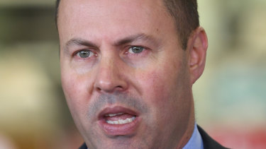 Treasurer Josh Frydenberg has agreed to back all recommendations in the APRA report.