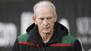 Wayne Bennett isn't going anywhere ... or is he?