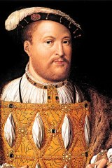 Henry VIII was behind another split with the continent centuries ago.