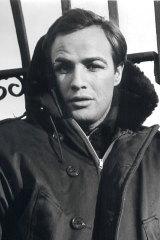 Man enough? Marlon Brando in 'On The Waterfront'.