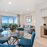 A one-bedroom apartment in East Perth which sold recently for $425,000.