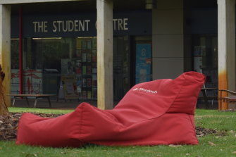 Murdoch University's student services are also being crippled by staff restructures.